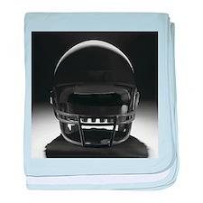 Football Helmet baby blanket