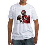 Football Players Fitted T-Shirt