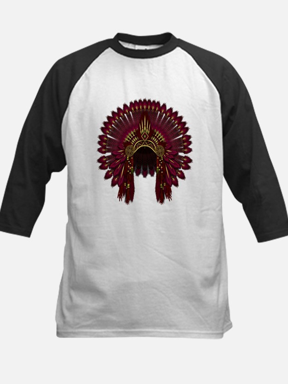 Native War Bonnet 09 Tee