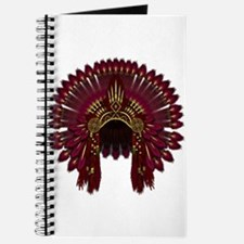 Native War Bonnet 09 Journal
