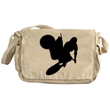 Motorcross Messenger Bag