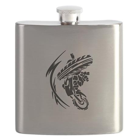 Motorcross Flask