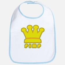 King Pimp Bib