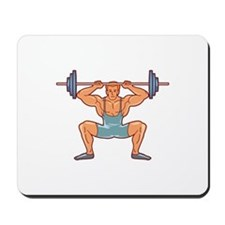 Fitness Mousepad
