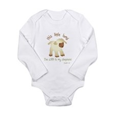 2-His little lamb Blank Body Suit