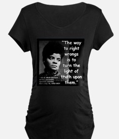 Wells Truth Quote 2 T-Shirt