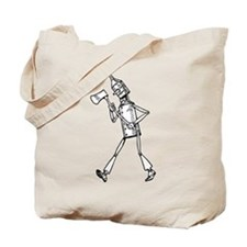 Tin Woodsman Tote Bag