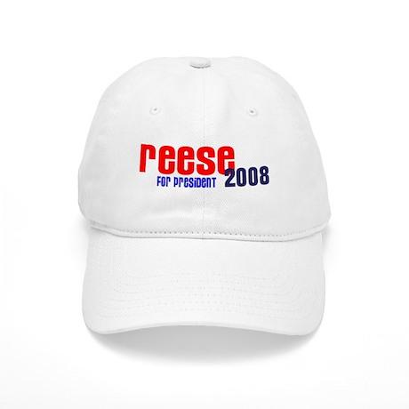 Reese for President 2008 Cap