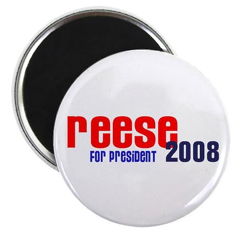 Reese for President 2008 Magnet