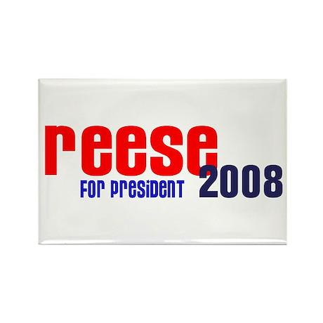 Reese for President 2008 Rectangle Magnet (10 pack