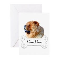 Chow 1 Greeting Cards (Pk of 10)