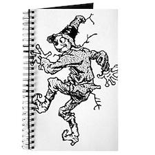 Scarecrow Skanking Journal