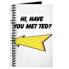 Hi Have You Met Ted? Journal