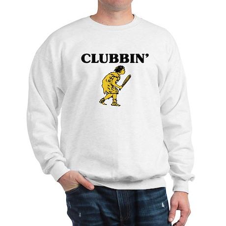 Old School Clubbin' Sweatshirt