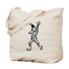 Scarecrow Dancing Disco Style Tote Bag