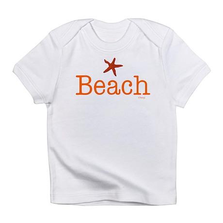 Beach Infant T-Shirt