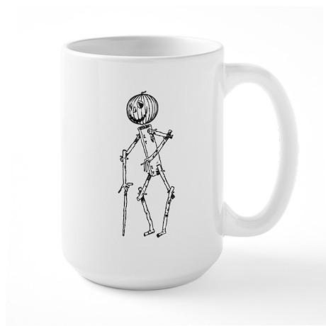 Jack Pumpkinhead Large Mug