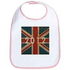 Vintage Union Jack 2012 Bib