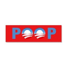 Poop Car Magnet 10 x 3
