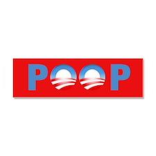 Poop Car Magnet 10 x 3
