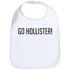 Go Hollister Bib