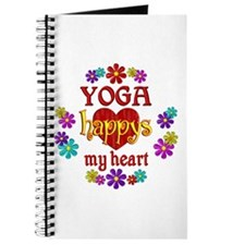 Yoga Happy Journal