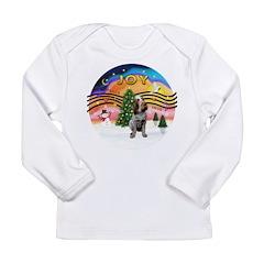 Xmusic2-Spinone (c) Long Sleeve Infant T-Shirt