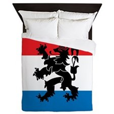 Netherlands Queen Duvet