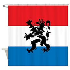 Netherlands Shower Curtain