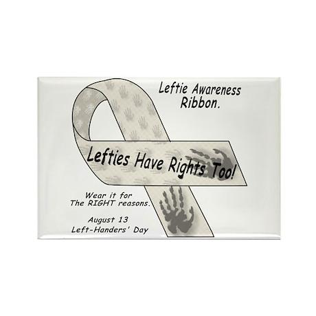 Sinister Ribbon Rectangle Magnet (100 pack)