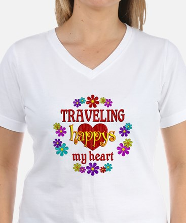Traveling Happy Shirt