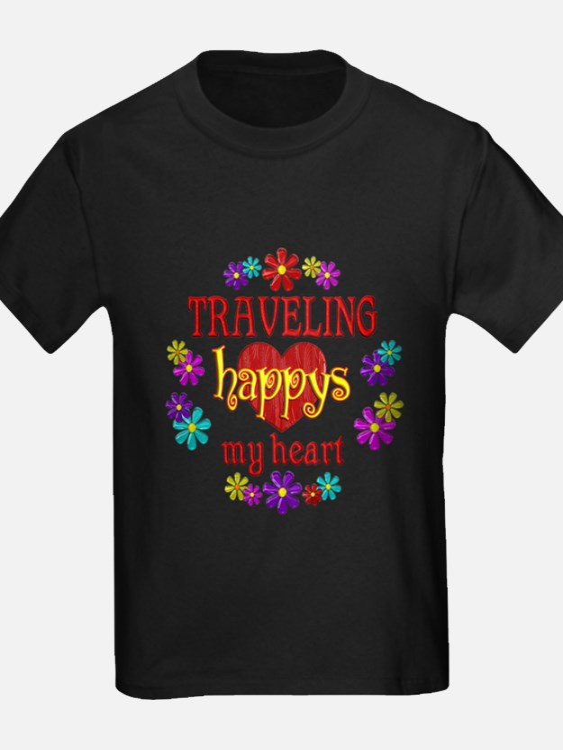 Traveling Happy T