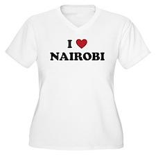 I Love Nairobi T-Shirt