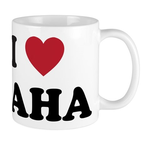 I Love Naha Mug