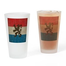 Vintage Netherlands Drinking Glass