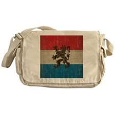 Vintage Netherlands Messenger Bag