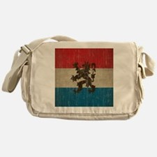 Vintage Netherlands Messenger Bag