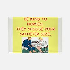 nurse joke Rectangle Magnet (100 pack)