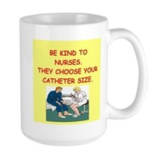 nurse joke Mug
