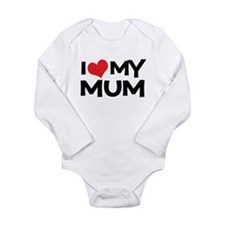 IHeartMyMUM Body Suit