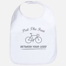 Put the fun between your legs! Bib