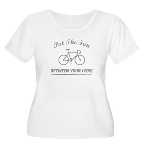 Put the fun between your legs! Women's Plus Size S