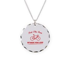 Put the fun between your legs! Necklace