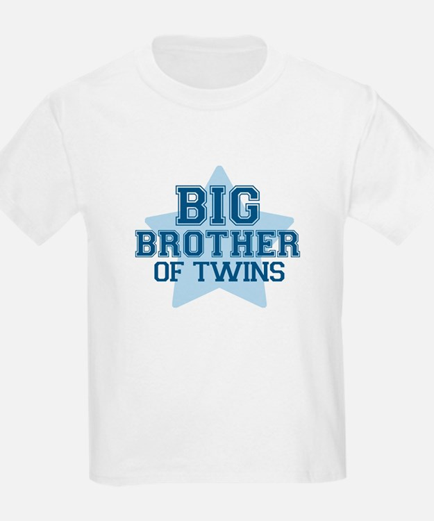 Varsity_Big Brother of Twins T-Shirt