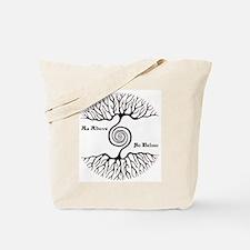 As Above ~ So Below Tote Bag