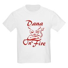 Dana On Fire T-Shirt
