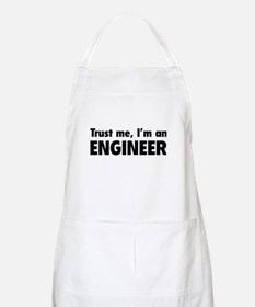 Trust me, I'm an engineer Apron