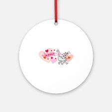 Heart Ornament (Round)