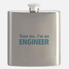Trust me, I'm an engineer Flask