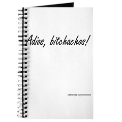 Adios Bitchachos Journal